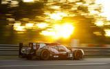 Jackie Chan DC Racing Le Mans