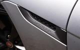 Jaguar F-Type 400 Sport brake ducts