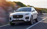 Jaguar E-Pace revealed