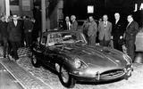 Jaguar E-Type: a history