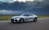 £110,000 Jaguar F-Type SVR