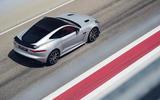 Jaguar F-Type SVR top profile