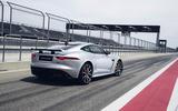 Jaguar F-Type SVR rear profile