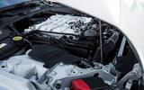 5.0-litre V8 Jaguar F-Type SVR engine