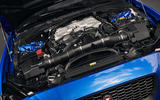 Jaguar XE SV Project 8 2018 UK first drive review - engine