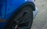 Jaguar XE SV Project 8 2018 UK first drive review - alloy wheels