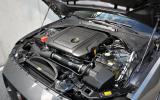 2.0-litre Jaguar XF diesel engine
