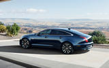 Jaguar XJ50 2018 first drive review - static rear