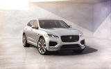 Jag F PACE 22MY 02 R Dynamic Exterior Front 3 4 110821