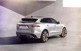 Jag F PACE 22MY 03 R Dynamic Exterior Rear 3 4 110821