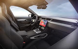 Jag F PACE 22MY 07 Ebony Interior Wireless Apple CarPlay 110821