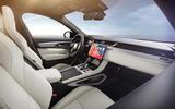 Jag F PACE 22MY 07 Light Oyster Interior Wireless Apple CarPlay 110821