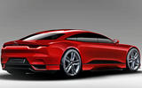 Jaguar XJ render