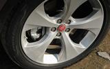 First ride: Jaguar E-Pace alloy wheels