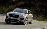 First ride: Jaguar E-Pace cornering