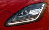 Jaguar E-Pace D180 LED headlights