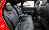 Jaguar E-Pace D180 rear seats