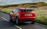 Jaguar E-Pace D180 rear