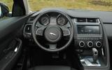 First ride: Jaguar E-Pace dashboard