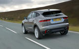 First ride: Jaguar E-Pace rear