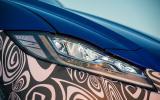 Jaguar F-Pace LED headlights