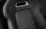 Jaguar F-Type Convertible 2.0 i4 sports seats