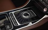 Jaguar XE 25d AWD auto gearbox