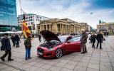 Jaguar XE Stuttgart