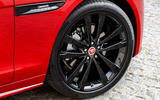 Jaguar XF Sportbrake 25t alloy wheels
