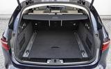 Jaguar XF Sportbrake TDV6 boot space