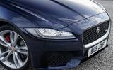 Jaguar XF Sportbrake TDV6 front end