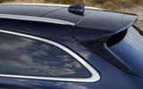 Jaguar XF Sportbrake TDV6 roofline