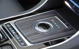 Jaguar XF S automatic gearbox