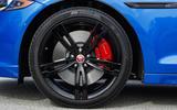 Jaguar XJR 575 alloy wheels