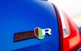 Jaguar XJR 575 badging