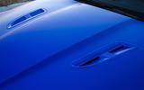 Jaguar XJR 575 bonnet scoops