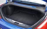 Jaguar XJR 575 boot space