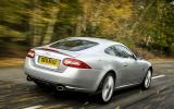Jaguar XK rear