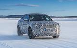 Jaguar E-Pace testing