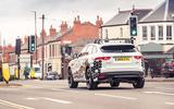 Jaguar F-Pace trialling traffic light detection technology