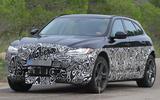 All-electric Jaguar SUV
