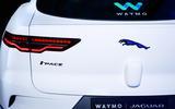 Autonomous Jaguar I-Pace cars to hit roads as part of Google deal