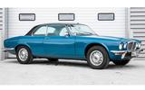 Jaguar XJC - side