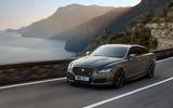 Hot Jaguar XJR575 revealed as most powerful model in range