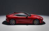 Jaguar F-Type SVR side profile
