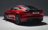 Jaguar F-Type SVR rear quarter