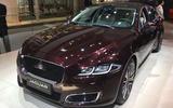 Beijing motor show Jaguar XJ50
