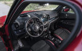 Mini Countryman JCW interior