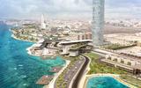 Jeddah Street Circuit render   image courtesy F1