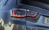 Jeep Compass rear lights